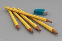 Pencilanderaser