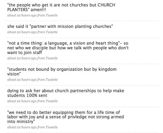 Churchplanttweets