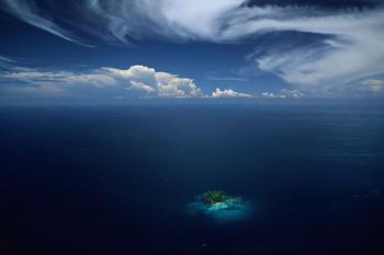 Islandinwater